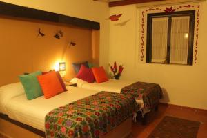 Hotel Boutique La Casona de Don Porfirio, Hotels  Jonotla - big - 6