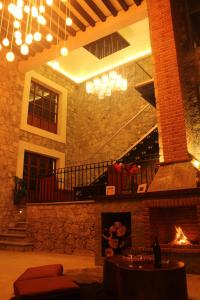 Hotel Boutique La Casona de Don Porfirio, Hotely  Jonotla - big - 49