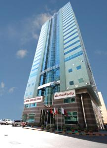 Al Bustan Tower Hotel Suites, Шарджа