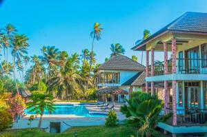 Zawadi Beach Villas - Matemwe