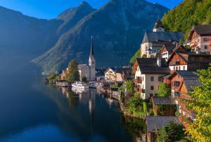 Chata W & S Executive Apartments - Hallstatt II Hallstatt Rakousko