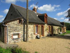 Location gîte, chambres d'hotes Le Hardas Mercure dans le département Mayenne 53