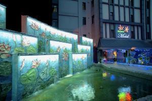 Matsuni Motel, Мотели  Чжунли - big - 51