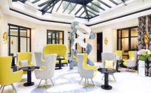 Location gîte, chambres d'hotes Le Burgundy Paris dans le département Paris 75