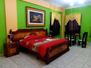 Colon Plaza Hotel, Hotels  Ica - big - 12
