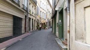 Ida Chambres d'hôtes B&B, Bed & Breakfasts  Montpellier - big - 8