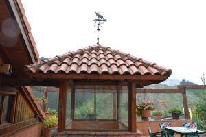 Agroturismo Ordaola, Загородные дома  Alonsotegi - big - 34