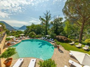 Villa Principe Leopoldo Hotel - Lugano
