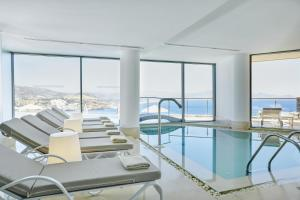 Lindos Blu Luxury Hotel-Adults only, Hotels  Lindos - big - 58