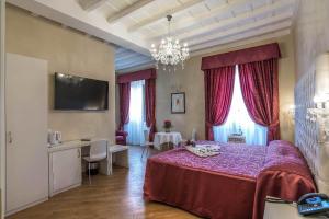 Trevi Rome Suite, B&B (nocľahy s raňajkami)  Rím - big - 110