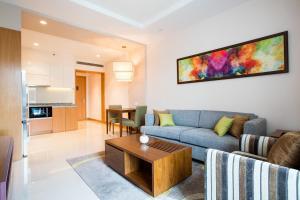 Oakwood Residence Kapil Hyderabad, Hotels  Gachibowli - big - 6