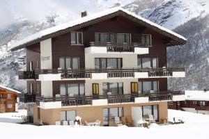 Alpenrose - Chalet - Saas-Fee