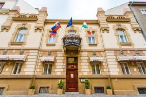 Golden Royal Boutique Hotel & Spa, Hotels - Košice