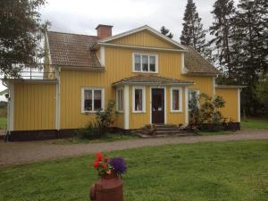 Accommodation in Skåra