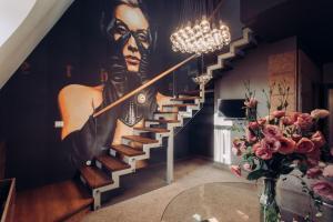 UNO Design Hotel, Hotel  Odessa - big - 22