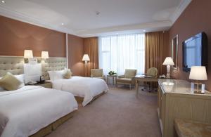 Foshan Gold Sun Hotel, Hotel  Sanshui - big - 20