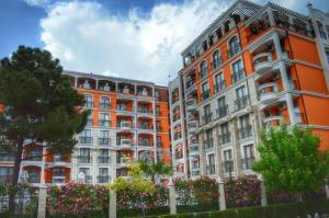 Harmony Palace, Aparthotely  Slunečné pobřeží - big - 41
