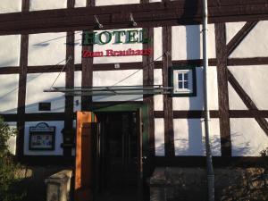 Hotel zum Brauhaus, Hotels  Quedlinburg - big - 24