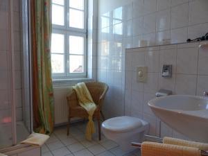 Hotel zum Brauhaus, Отели  Кведлинбург - big - 6