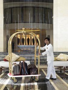 Raffles Dubai, Hotely  Dubaj - big - 89
