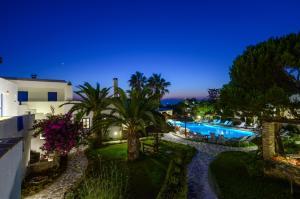 Alkyoni Beach Hotel, Hotely  Naxos Chora - big - 99