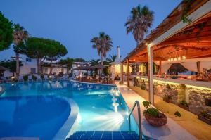 Alkyoni Beach Hotel, Hotely  Naxos Chora - big - 100
