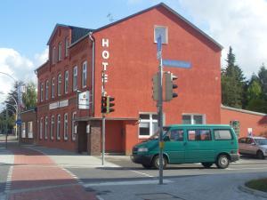Hotel Grüner Kranz - Alt Duvenstedt
