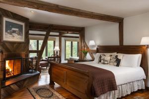 Glasbern Inn, Hotels  Fogelsville - big - 37