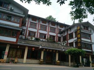 Hostels und Jugendherbergen - Chengbinlou Hotel