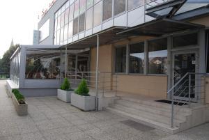 Hotel Šariš, Отели  Бардеёв - big - 12