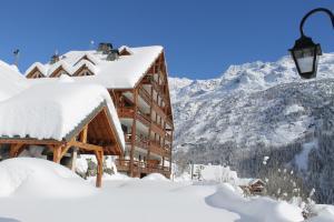 Appart'Hotel La Perle de L'Oisans - Apartment - Vaujany