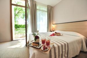 Hôtel Les Esclargies, Hotel  Rocamadour - big - 4