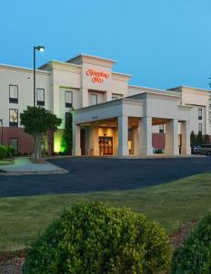Hampton Inn Troy - Luverne