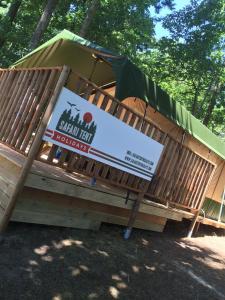 Location gîte, chambres d'hotes Safari Tent Holidays dans le département Ille et Vilaine 35