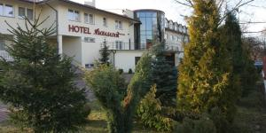 3 hvězdičkový hotel Hotel Ambasador Chojny Lodž Polsko