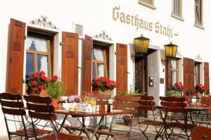 Gasthaus Weingut Stahl - Dörscheid