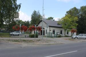 Latvijas Sarkanā Krusta viesnīca - Babri