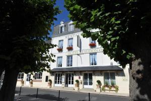 Logis Hotel Beaudon, Hotely  Pierrefonds - big - 29
