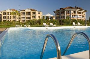 Residence Marina Fiorita, Апартаменты  Градо - big - 3