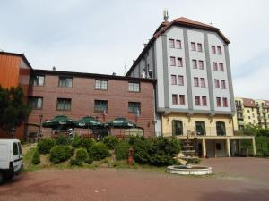 Hotel-Restauracja Spichlerz, Szállodák  Stargard - big - 77