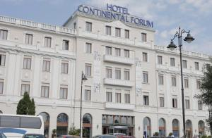 Continental Forum Sibiu - Sybin