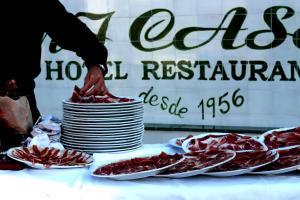 Hotel Mi Casa, Hotels  Antas - big - 43