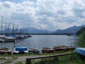 Zum Fischer am See, Penzióny  Prien am Chiemsee - big - 20
