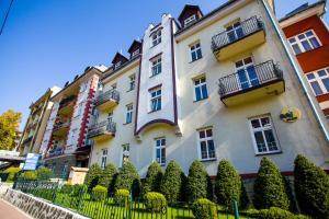 Hotel Jagiellonka, Hotely  Krynica Zdrój - big - 1