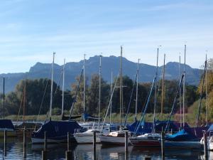 Zum Fischer am See, Penzióny  Prien am Chiemsee - big - 18