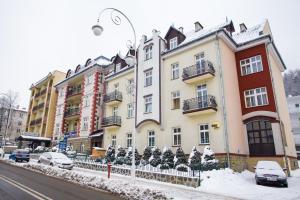 Hotel Jagiellonka, Hotely  Krynica Zdrój - big - 23