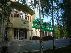 Otel Gostinyy Dvor - Ur'yevskiye