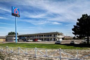 Motel 6 Wells, Отели  Wells - big - 32