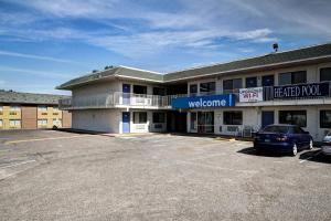 Motel 6 Wells, Отели  Wells - big - 16