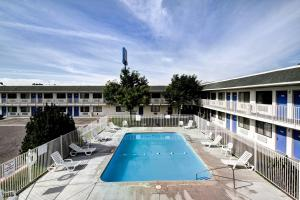 Motel 6 Wells, Отели  Wells - big - 29